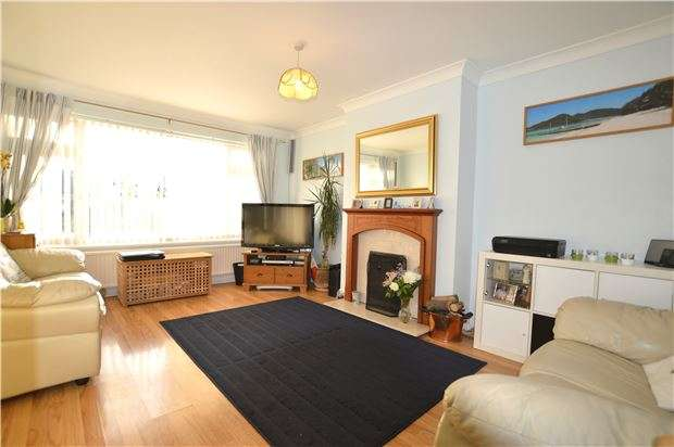 4 Bedrooms Semi Detached House for sale in Portway, DIDCOT, Oxfordshire, OX11 0AZ