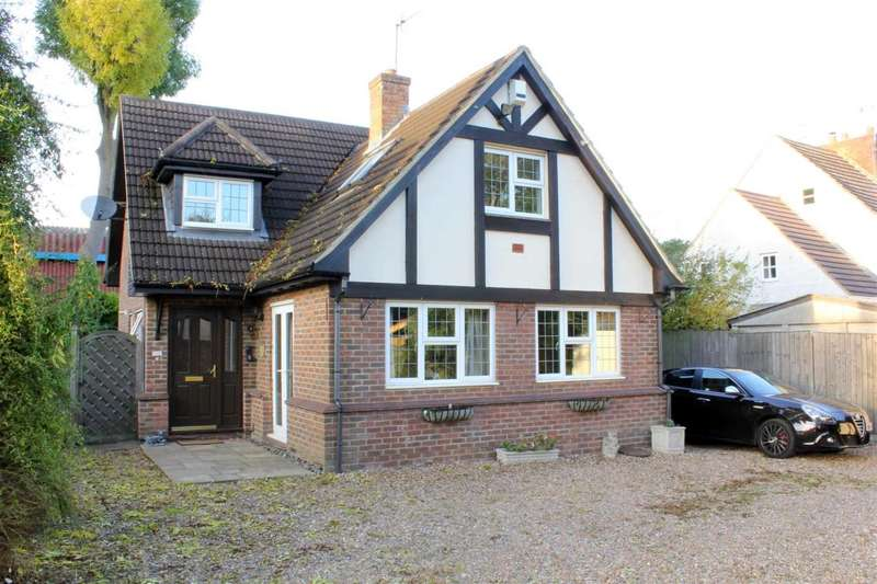 4 Bedrooms Detached House for sale in Whitmores Wood, Hemel Hempstead