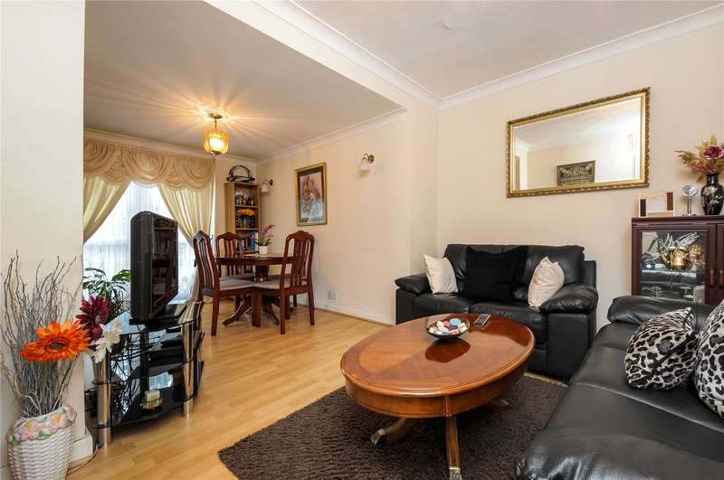 1 Bedroom Maisonette Flat for sale in Holyrood Avenue, Harrow, Middlesex, HA2