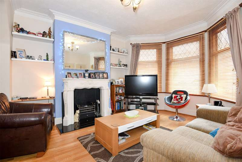 4 Bedrooms Terraced House for sale in Salisbury Road, Harrow, Middlesex, HA1