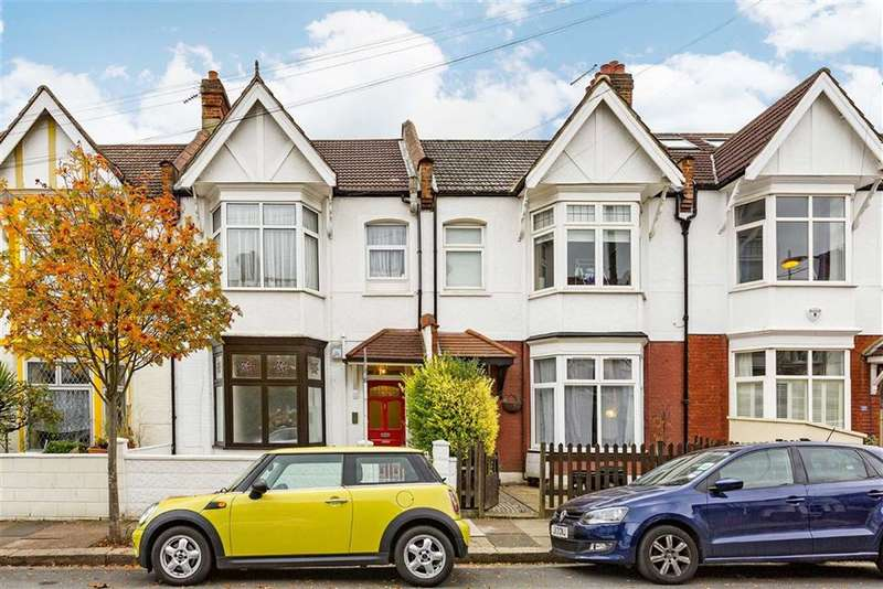 2 Bedrooms Flat for sale in Ribblesdale Road, Furzedown, London