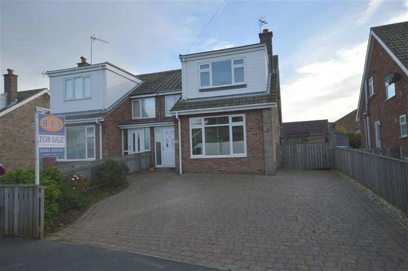 4 Bedrooms Property for sale in Ranby Crescent, Hornsea, East Yorkshire