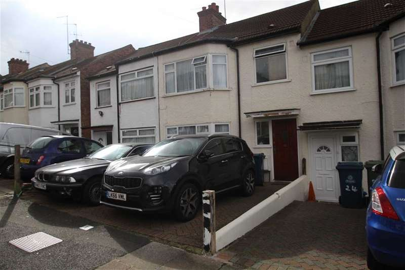 3 Bedrooms Property for sale in Wargrave Road, Harrow