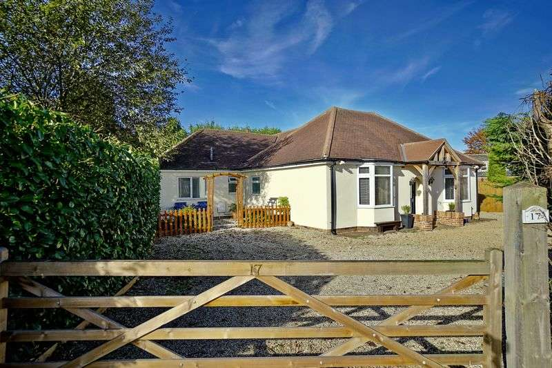 4 Bedrooms Detached Bungalow for sale in St Neots, Cambridgeshire