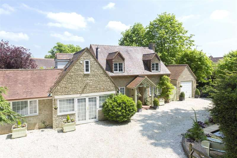 4 Bedrooms Detached House for sale in The Manor, Fringford, Bicester, Oxfordshire, OX27
