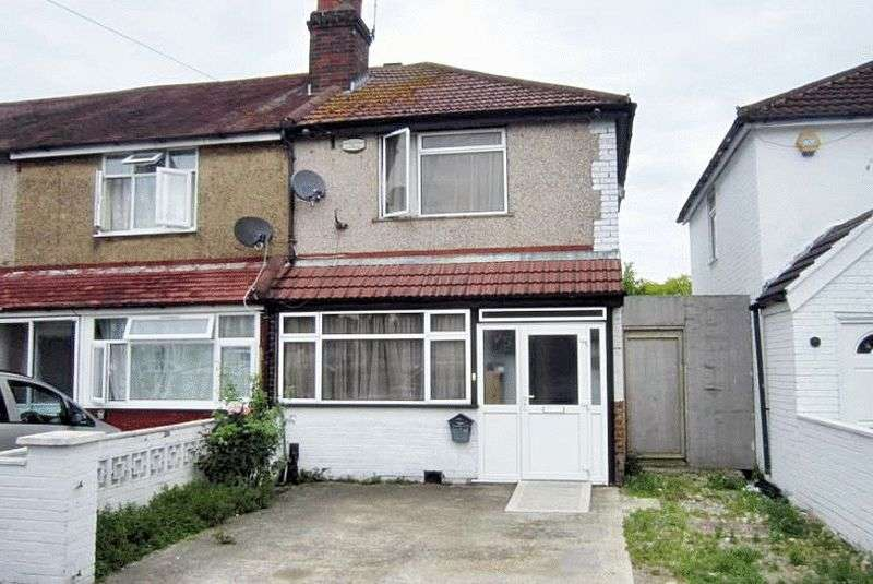 3 Bedrooms Terraced House for sale in Woodstock Gardens, Hayes
