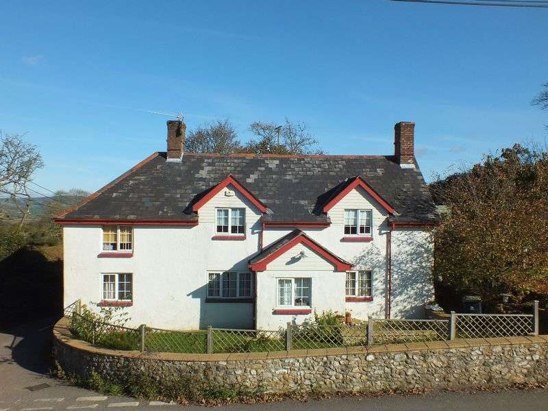 5 Bedrooms Cottage House for sale in Edgehill Cottage Morcombelake, Bridport