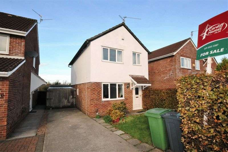 3 Bedrooms Detached House for sale in Vista Rise, Radyr Cheyne