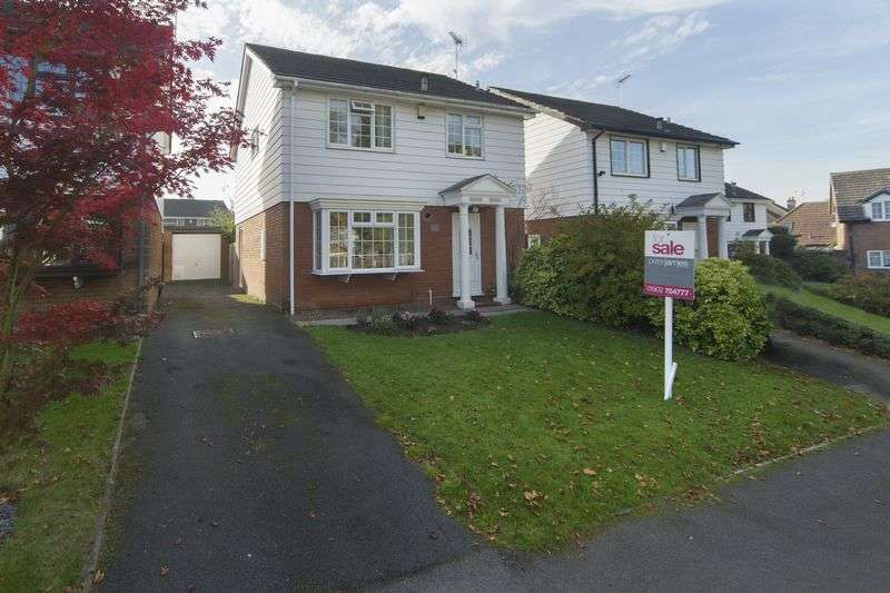4 Bedrooms Detached House for sale in Marlborough Gardens, Newbridge, Wolverhampton