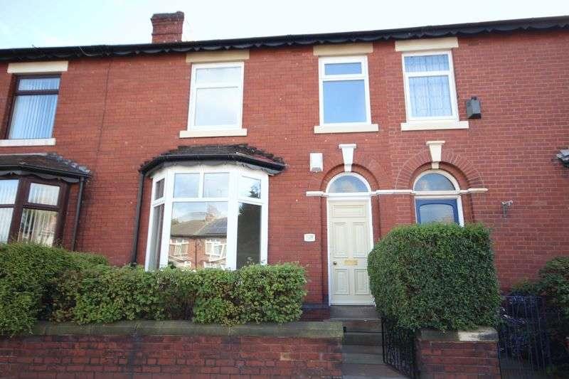 3 Bedrooms Terraced House for sale in EDENFIELD ROAD, Passmonds, Rochdale OL11 5AE