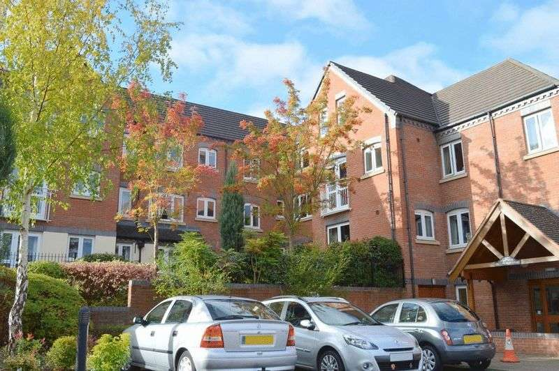 1 Bedroom Retirement Property for sale in Whittingham Court, Droitwich Spa, WR9 8AF