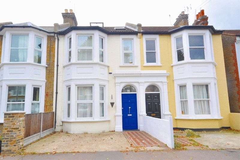 5 Bedrooms Terraced House for sale in Kilworth Avenue, Southend On Sea