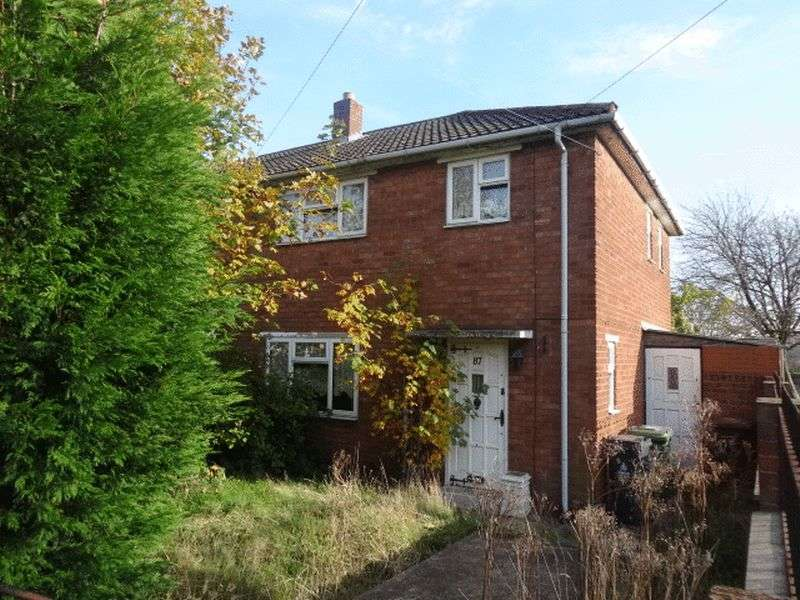 3 Bedrooms Semi Detached House for sale in Catshill Road, Walsall