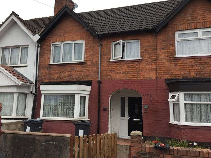 3 Bedrooms Terraced House for sale in Formans Road, Birmingham