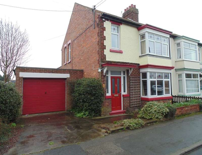 3 Bedrooms Property for sale in Romany Road, Great Ayton, Middlesbrough, TS9