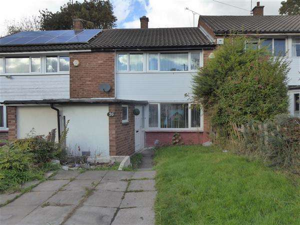 3 Bedrooms Terraced House for sale in Burnlea Grove, West Heath, Birmingham