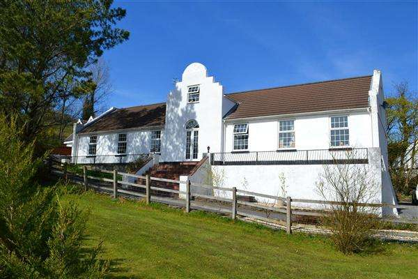 4 Bedrooms Detached House for sale in Ty Annedd, Beidr Non, South Carmarthenshire, Llannon