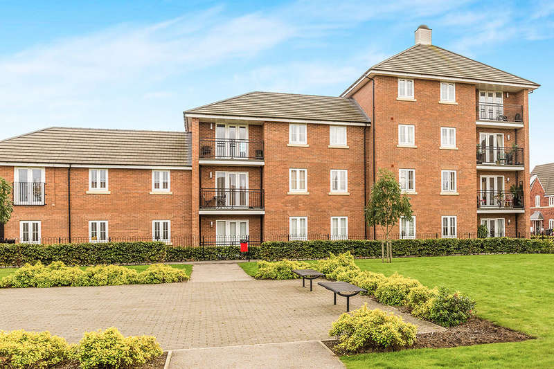 2 Bedrooms Flat for sale in Derwent Drive, Doncaster, DN4