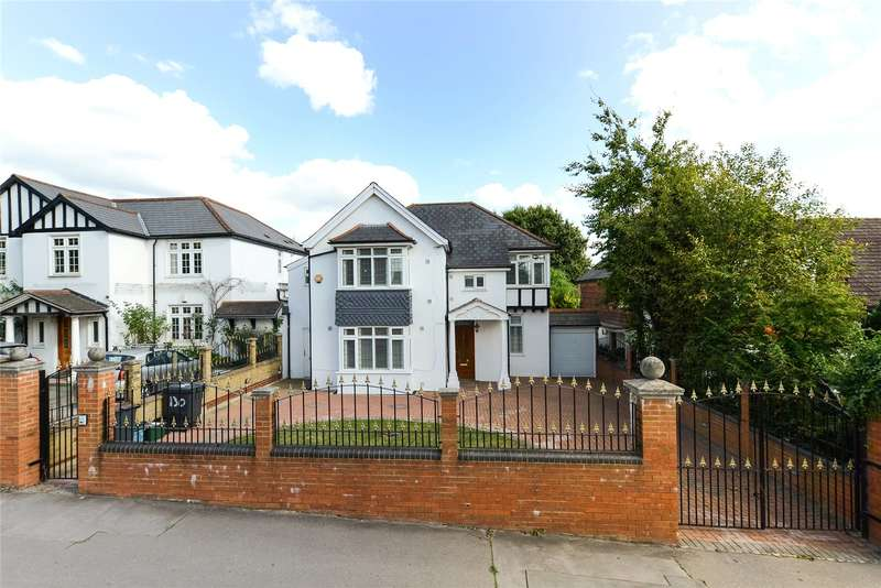 5 Bedrooms Detached House for sale in Norbury Hill, London