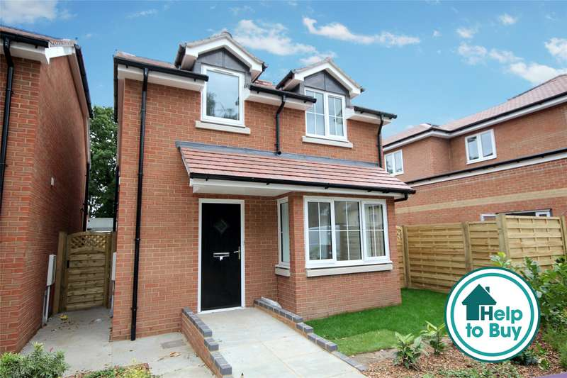 3 Bedrooms Detached House for sale in Church Road, Addlestone, Surrey, KT15