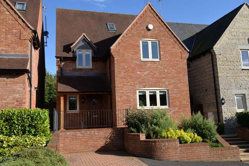 4 Bedrooms Detached House for sale in Kineton, Warwick