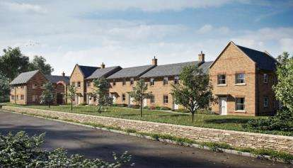 2 Bedrooms House for sale in Kings Park, Old Hospital Site, Kings End, Bicester