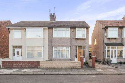 3 Bedrooms Semi Detached House for sale in Eccleshill Road, Liverpool, Merseyside, L13