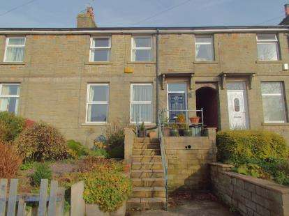 3 Bedrooms Terraced House for sale in Fairfield Avenue, Waterfoot, Rossendale, Lancashire, BB4