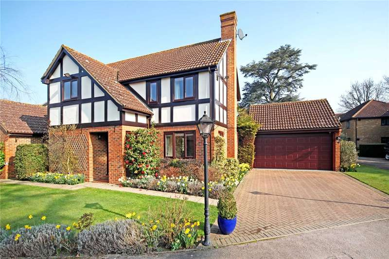 4 Bedrooms Detached House for sale in Newton Court, Old Windsor, Berkshire, SL4