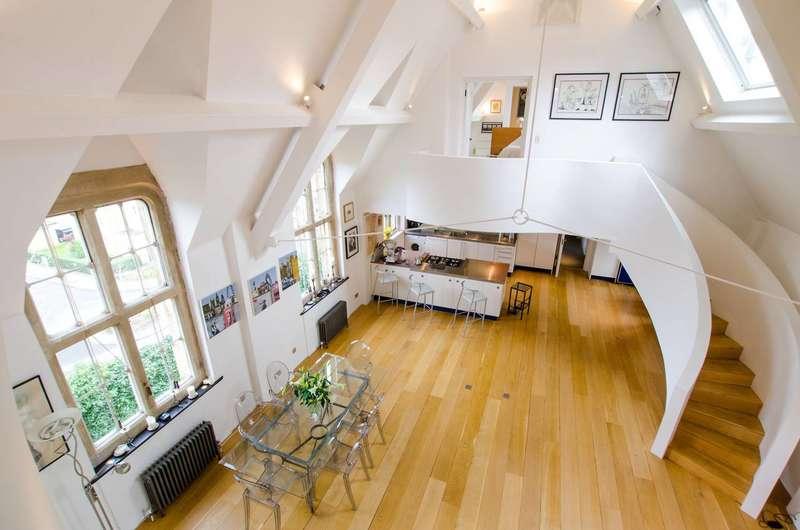 4 Bedrooms Flat for sale in Royal Victoria Patriotic Building, Spencer Park, SW18