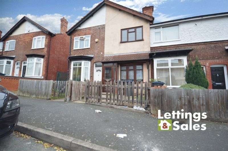 3 Bedrooms Terraced House for sale in Doidge Road, Birmingham