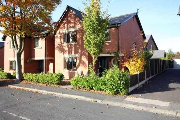 4 Bedrooms Detached House for sale in Moss Lane,, Preston, Lancashire, PR4 6AB