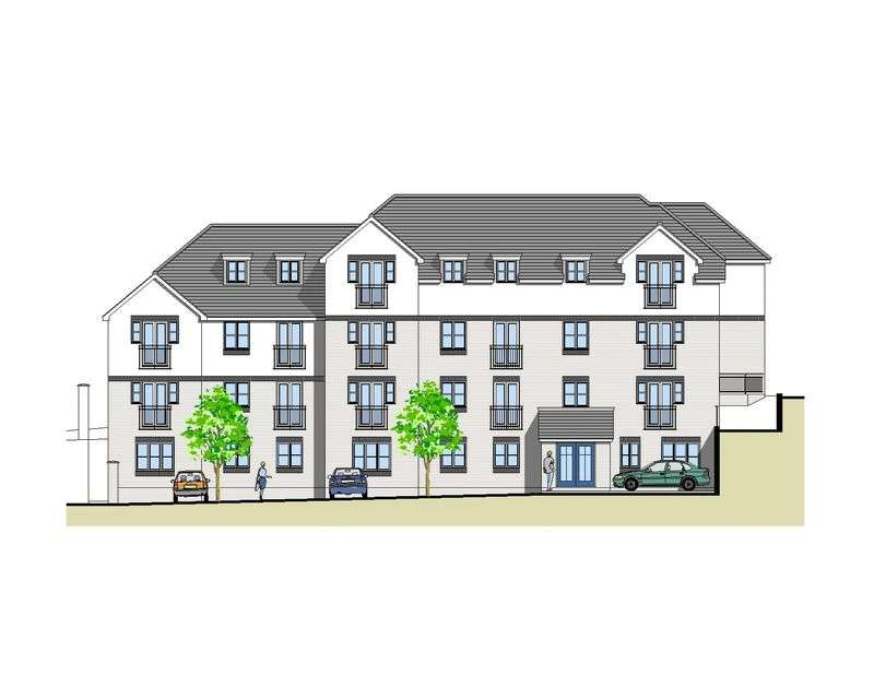 2 Bedrooms Flat for sale in Apartment 8, Coupe Court, The Mayfields