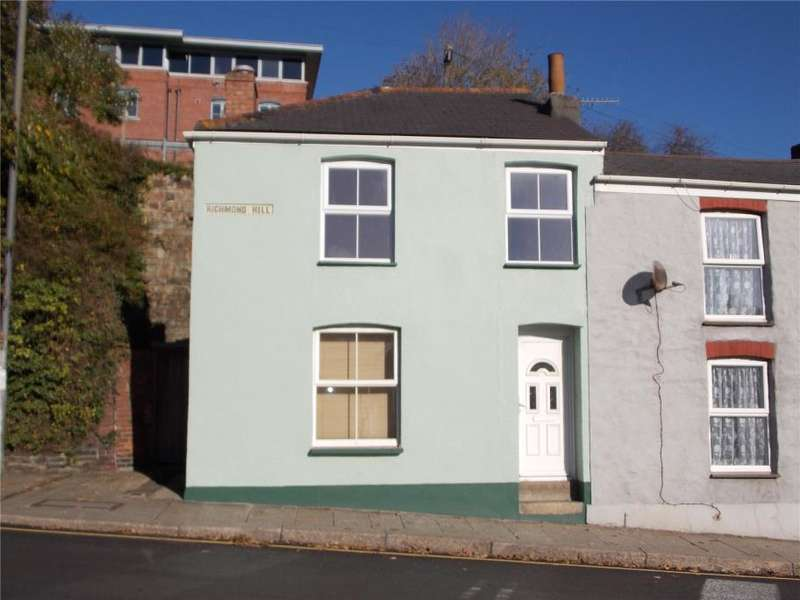 2 Bedrooms End Of Terrace House for sale in Richmond Hill, Truro