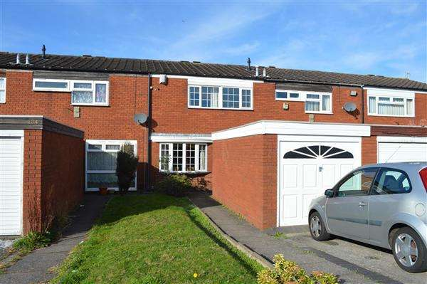 3 Bedrooms Terraced House for sale in St Giles Road, Tile Cross, Birmingham
