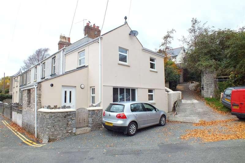 2 Bedrooms Semi Detached House for sale in Rock Terrace, Pembroke, Pembrokeshire