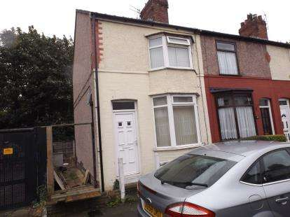 2 Bedrooms End Of Terrace House for sale in Melling Avenue, Walton, Liverpool, Merseyside, L9