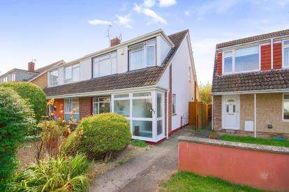 3 Bedrooms Semi Detached House for sale in Deerhurst, Yate, Bristol, Gloucestershire