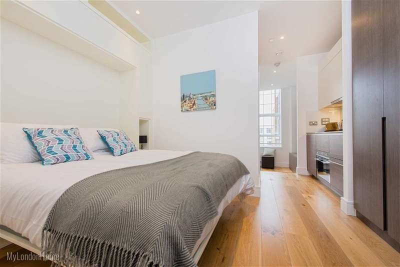Studio Flat for sale in The Printworks, 143 Clapham Road, London, London, SW9