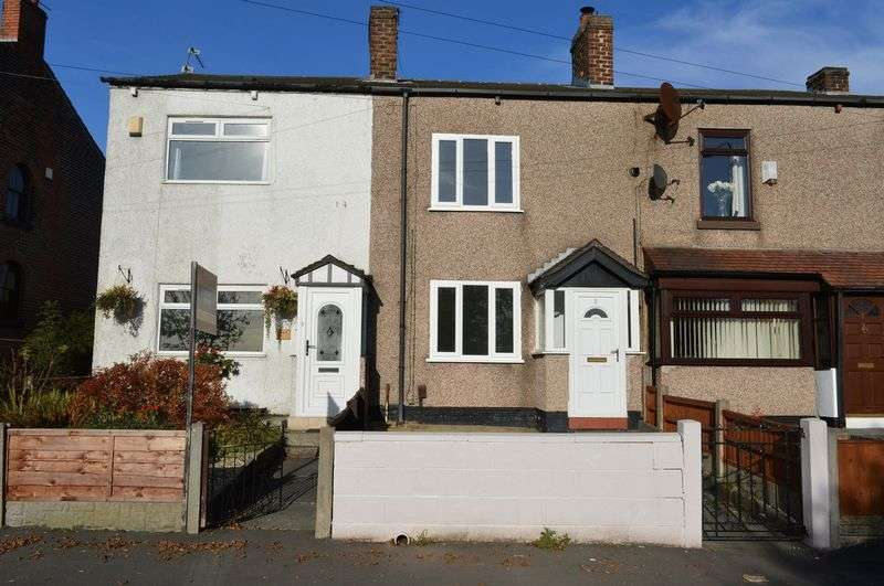 2 Bedrooms Terraced House for sale in Park Road, Golborne, WA3 3PU