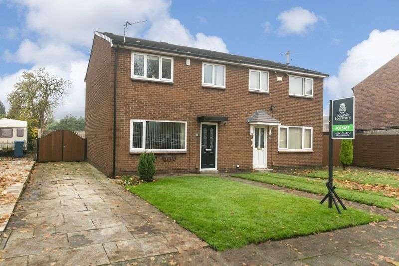 3 Bedrooms Semi Detached House for sale in Chadwick Street, Poolstock, WN3 5HD