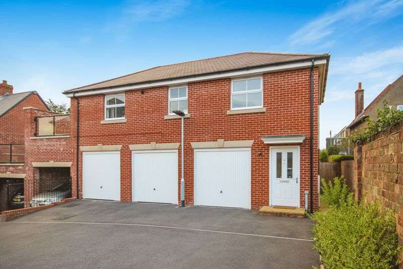 2 Bedrooms Detached House for sale in JAY RISE, SALISBURY, SP2