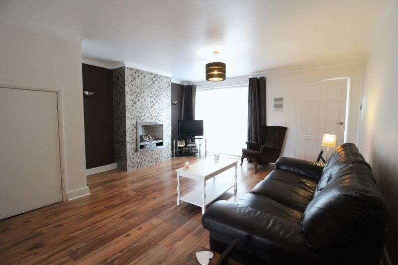 3 Bedrooms Terraced House for sale in Lawnsway, Fellgate
