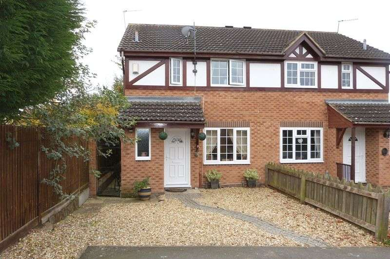 3 Bedrooms Semi Detached House for sale in Trafalgar Way, Glen Parva