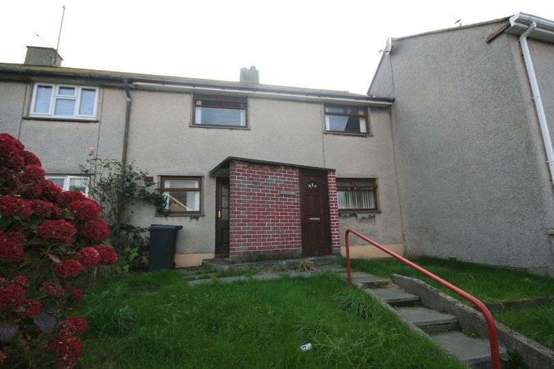 3 Bedrooms Terraced House for sale in Marchog, Holyhead