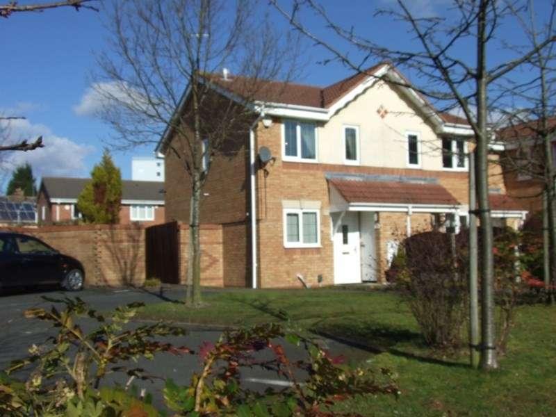 2 Bedrooms Terraced House for sale in Park Meadow Avenue, Bilston