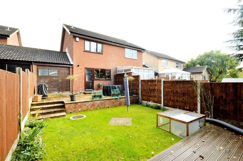 2 Bedrooms Semi Detached House for sale in Woodview court, New Costessey
