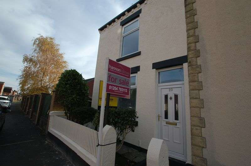 2 Bedrooms Terraced House for sale in Ashton Street, Bolton