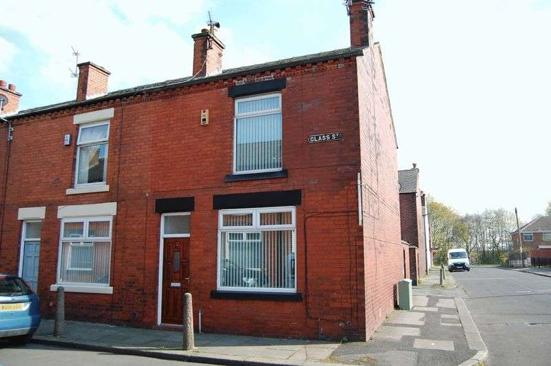 2 Bedrooms Terraced House for sale in Glass Street, Farnworth, Bolton