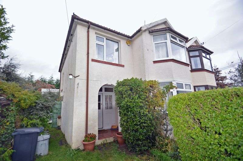 3 Bedrooms Semi Detached House for sale in Mayfair Avenue, Nailsea